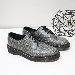 Dr Martens Viper Oxford Shoes Like NEW